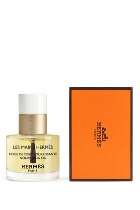 أيدي Hermès, الزيت المغذّي