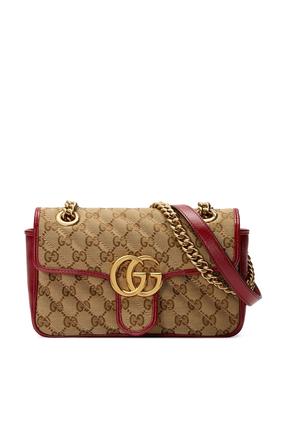 حقيبة مارمونت ميني بشعار GG