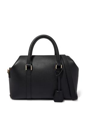 حقيبة دلتا جلد