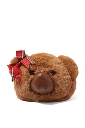 حقيبة بتصميم دب تيدي