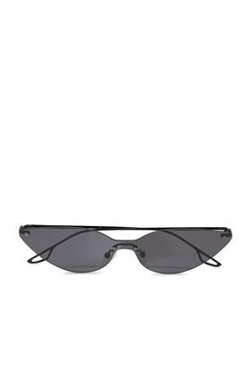 نظارة شمسية سيليست بلون أسود