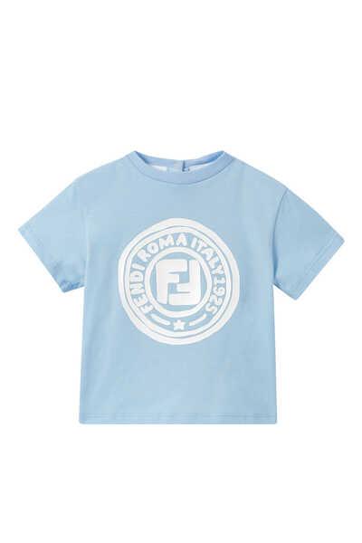 تي شيرت بشعار FF