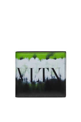 محفظة فالنتينو غارافاني مقسمة بألوان متداخلة