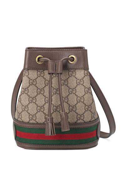 حقيبة باكيت أوفيديا ميني بشعار GG