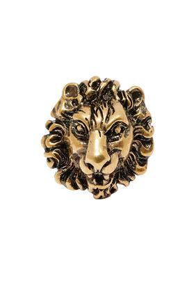 بروش بتصميم رأس أسد