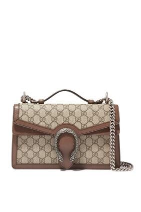 حقيبة ديونيسوس صغيرة قنب بيد علوية وشعار GG