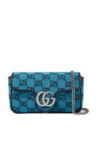 حقيبة مارمونت سوبر ميني بشعار GG