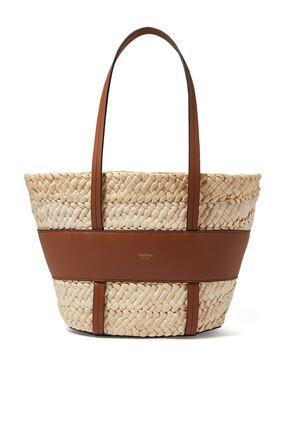 حقيبة آنيا صغيرة بتصميم سلة صغيرة