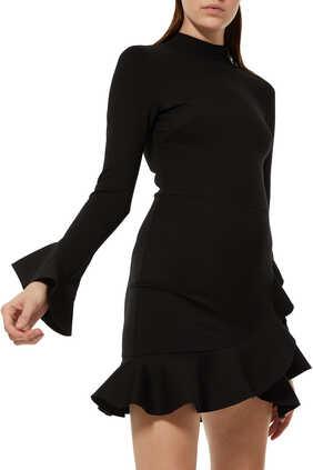 فستان إلاديا قصير