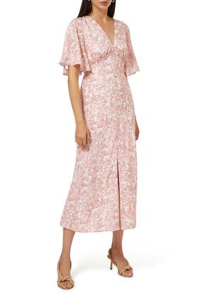 فستان بليز متوسط الطول