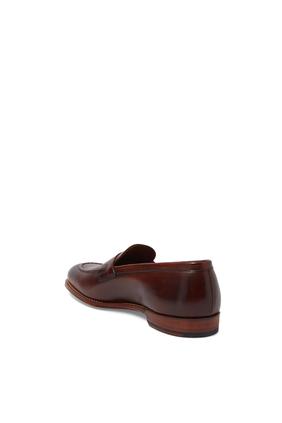 حذاء لويد سهل الارتداء جلد بسير بيني