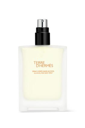 Terre d'Hermès, رذاذ معطّر للجسم من دون كحول