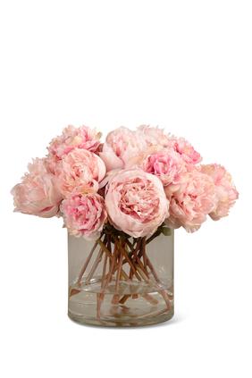 باقة زهور فاوانيا كبيرة
