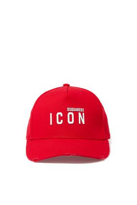 كاب بيسبول بشعار Icon