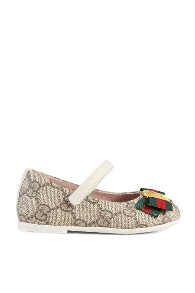 حذاء باليرينا قنب سوبريم للأطفال بسن المشي