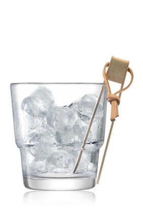 وعاء للثلج وملقط من مجموعة ميكسولوجيست
