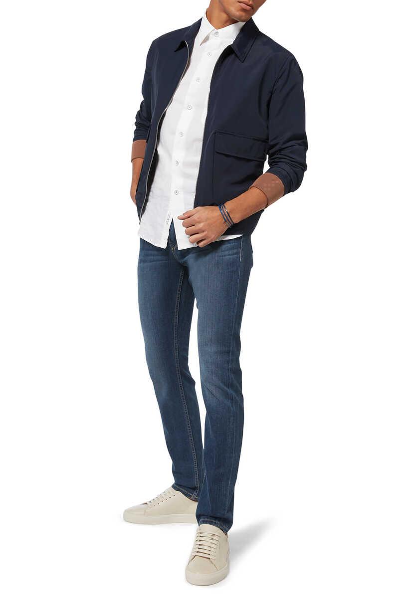 بنطال جينز دينم كروفت بيرش ترانسيند image number 2