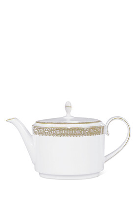 إبريق شاي فيرا وانغ ليس بلون ذهبي