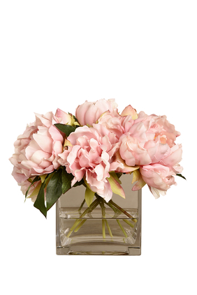 باقة زهور فاوانيا