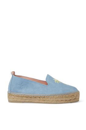 حذاء إسبادريل هامبتون بنعل سميك