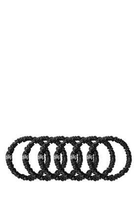 مجموعة ربطات شعر كشكش رفيعة، 6 قطع