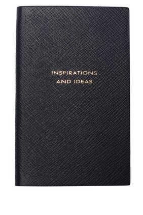 دفتر ملاحظات باناما بطبعة Inspirations And Ideas