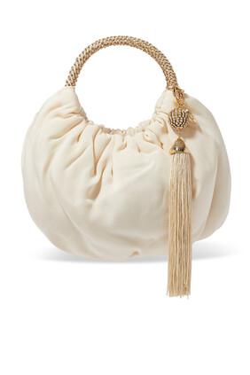 حقيبة ميني بتصميم مقوس