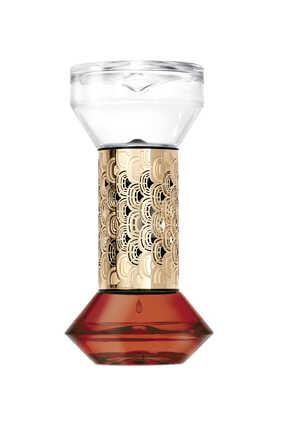 موزع عطر توب روز بتصميم ساعة رملية