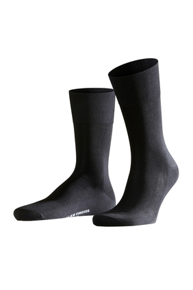 Firenze Short Sock:Navy:43/44