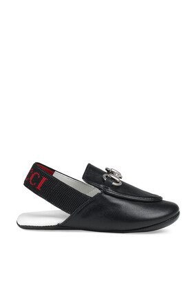 حذاء برينستاون جلد سهل الارتداء