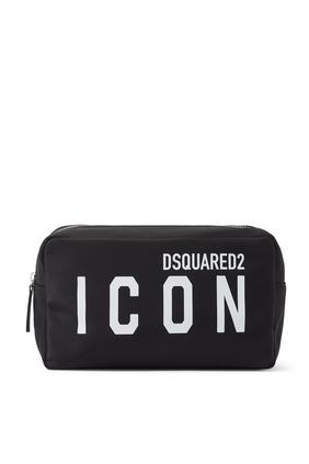 حقيبة مستلزمات العناية الشخصية  بشعار Icon